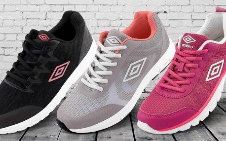 Dámské volnočasové i sportovní boty Umbro
