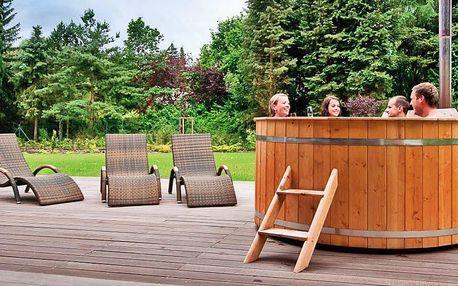 4* relax pobyt v Resortu Johanka na Vysočině