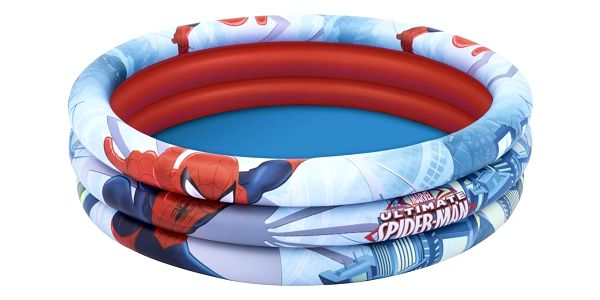 Bestway Nafukovací bazének Spiderman, pr. 122 cm, v. 30 cm4