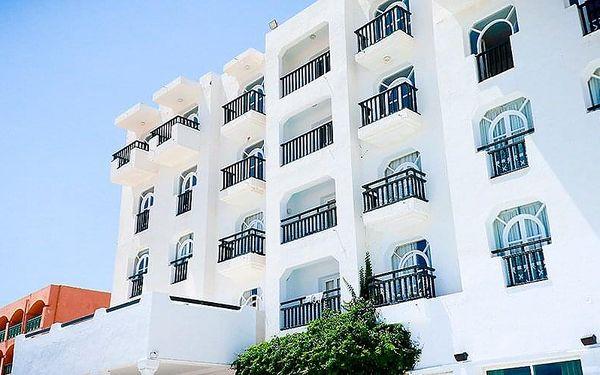 Hotel Novostar Royal Beach, Tunisko pevnina, letecky, all inclusive2