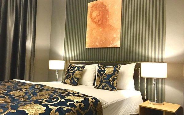 Relaxace v designovém hotelu v Mariánkách se vstupem do bazénu 4 dny / 3 noci, 2 os., snídaně
