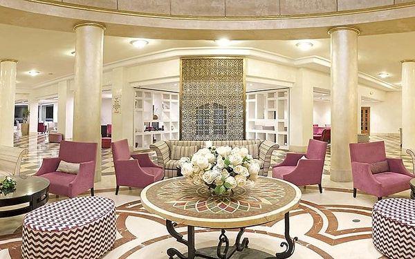 Hotel Marhaba Club, Tunisko pevnina, letecky, all inclusive2
