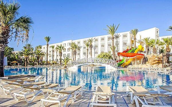 Hotel Marhaba Club, Tunisko pevnina, letecky, all inclusive5