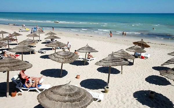 Hotel Novostar Iris & Thalasso, Djerba, letecky, all inclusive2