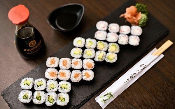 Sushi set 24 ks4