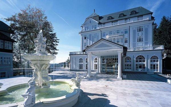 Luxusní wellness pobyt v 5* resortu v Mariánkách 4 dny / 3 noci, 2 os., snídaně