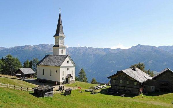 Aktivní dovolená v rakouských Alpách s neomezeným wellness + POLOPENZE 4 dny / 3 noci, 2 os., polopenze3