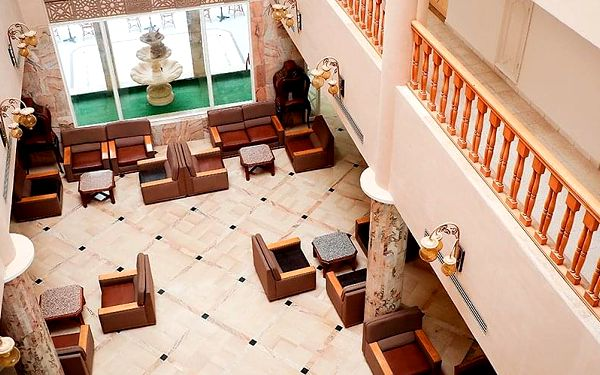 Hotel Novostar Royal Beach, Tunisko pevnina, letecky, all inclusive5
