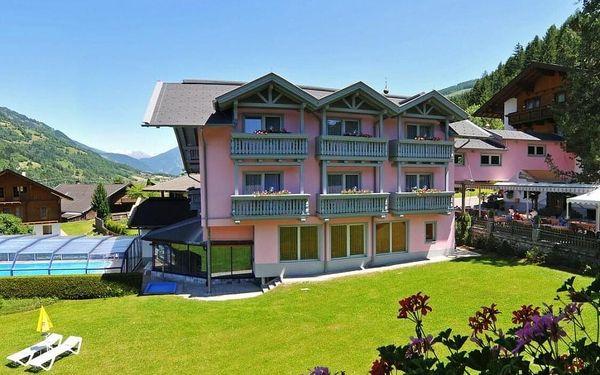 Aktivní dovolená v rakouských Alpách s neomezeným wellness + POLOPENZE 4 dny / 3 noci, 2 os., polopenze