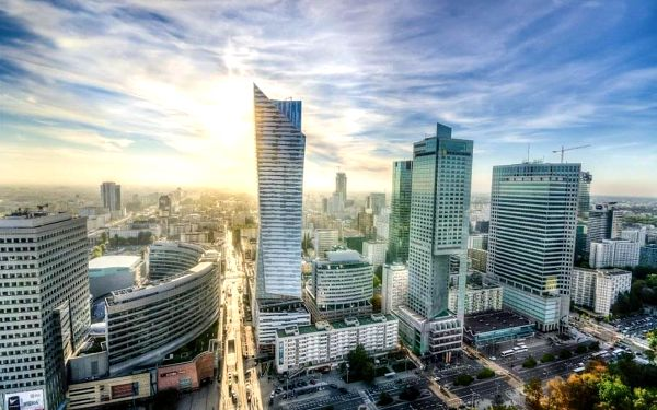 Nezapomenutelný výlet do polské metropole Varšavy 4 dny / 3 noci, 2 os., snídaně