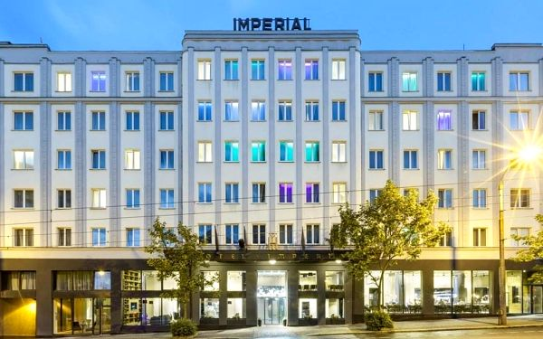 Romantický pobyt v designovém hotelu v Liberci 4 dny / 3 noci, 2 os., snídaně