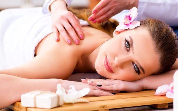 60minutová masáž dle výběru ze 6 druhů