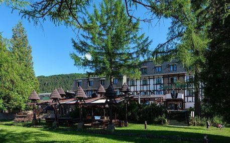 Zasloužený odpočinek v krásném horském prostředí Donoval, Nízke Tatry - Donovaly