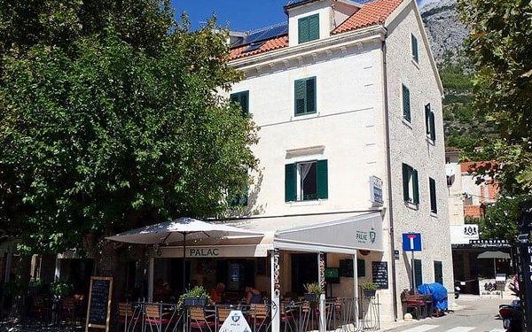 Aparthotel PALAC, Baška Voda, Chorvatsko, Baška Voda, letecky, snídaně v ceně3