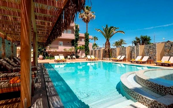 Hotel High Beach Hotel, Kréta, letecky, all inclusive3
