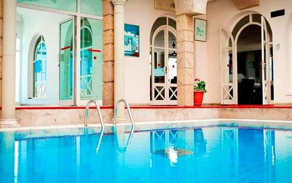 HOTEL NOVOSTAR ROYAL BEACH, Sousse, Tunisko, Sousse, letecky, all inclusive2