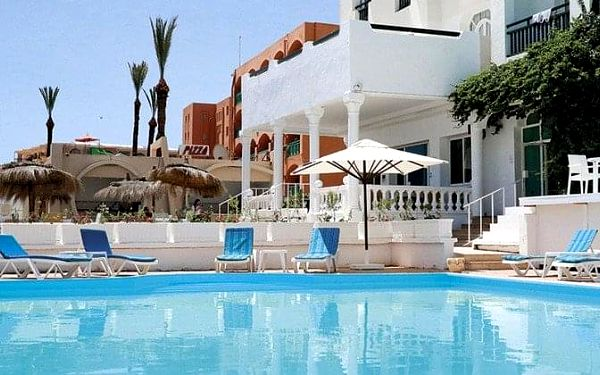HOTEL NOVOSTAR ROYAL BEACH, Sousse, Tunisko, Sousse, letecky, all inclusive3
