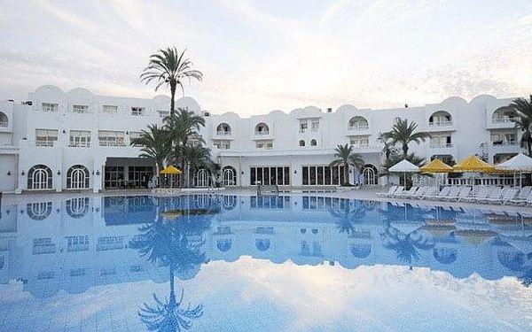 HOTEL NOVOSTAR IRIS & THALASSO, Djerba, Tunisko, Djerba, letecky, all inclusive3