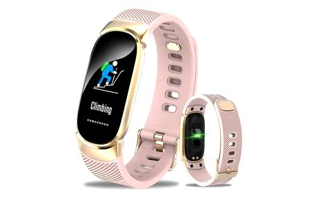 Chytré hodinky CHH10 Růžová - dodání do 2 dnů