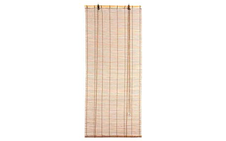 Gardinia Roleta bambusová přír./třešeň, 100 x 160 cm