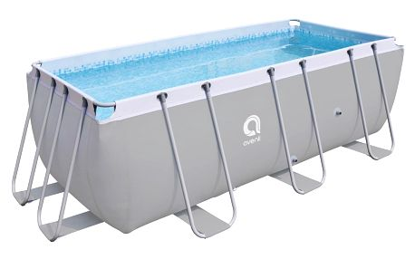 Bazén s pevnou stěnou Steel Super 400 x 200 x 99 cm