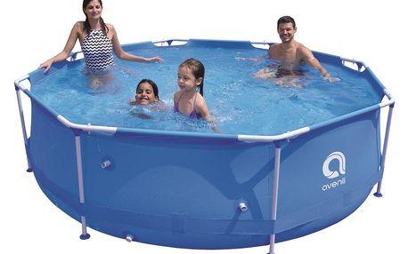 Bazén Sirocco Blue 300 x 76 cm