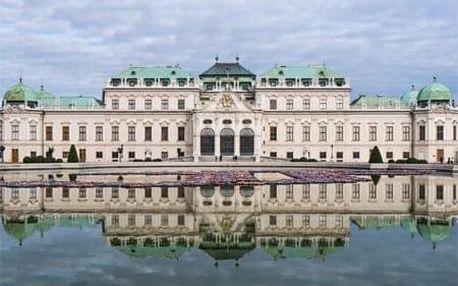 Pobyt ve Vídni, Salcburku nebo Grazu v hotelu sítě A&O se snídaní
