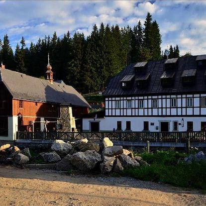Plzeňsko: Penzion Modrava