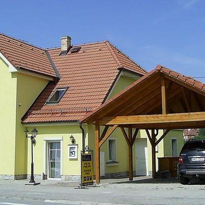 Aktivní pobyt na Lipně: apartmány až pro 5 os.
