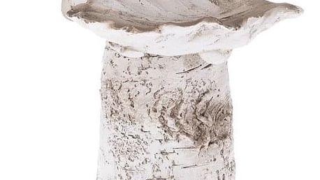 Keramické pítko Anděl, 14,2 x 37,2 x 11,6 cm