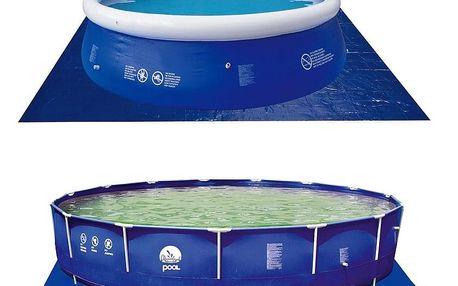 Plachta pod bazén 390 x 390 cm