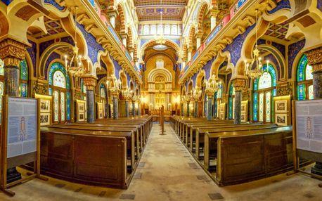 Slavné filmové melodie v krásné Jeruzalémské synagoze