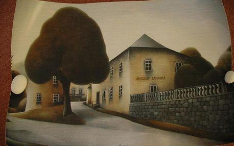 Krásy Broumovska: Penzion Zámecká