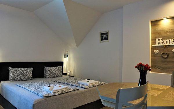 Velký rodinný apartmán s vířivkou a saunou | 2 osoby | 3 dny (2 noci)4
