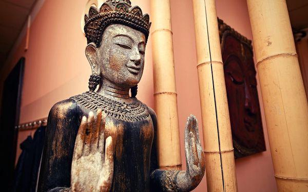 Thajská masáž a zábal dle výběru pro 2 osoby5