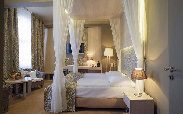 Praha a okolí: Hotel Kampa Garden
