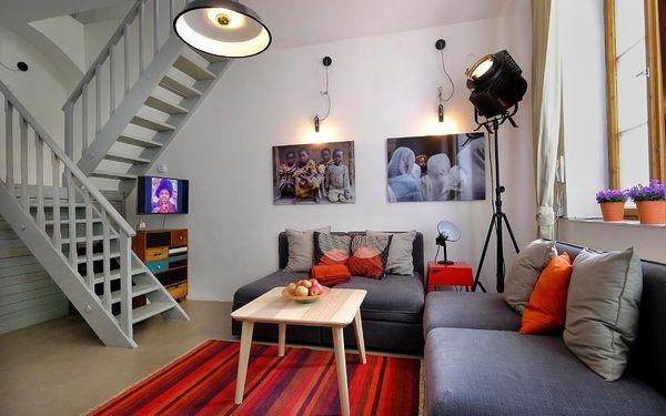 Praha: Pawlansky Apartments