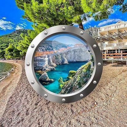 Zkrácená dovolená Drvenik | Hotel Nano**** | Doprava + ubytování + polopenze + výlety