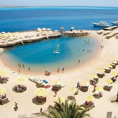 Egypt - Hurghada letecky na 12-16 dnů, all inclusive