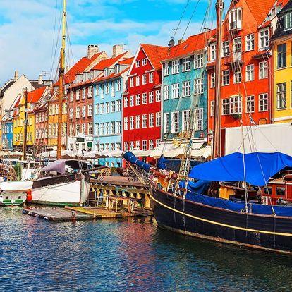 Zájezd do Kodaně nejen za malou mořskou vílou