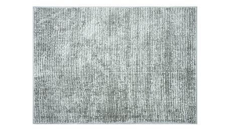 AmeliaHome Koupelnová předložka Bati šedá, 60 x 90 cm