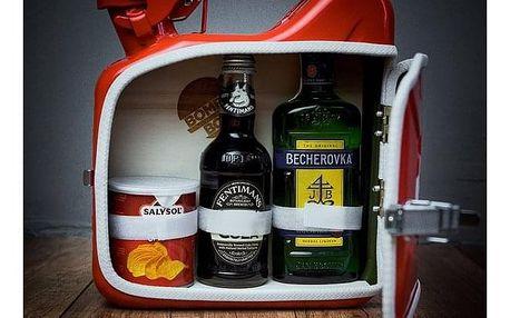 Mini Kanystr Bar Becherovka Original