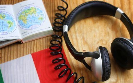 Individuální online výuka italštiny: 2 až 12 lekcí