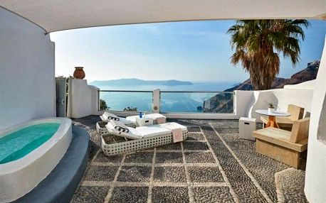 Řecko - Santorini letecky na 9 dnů, snídaně v ceně