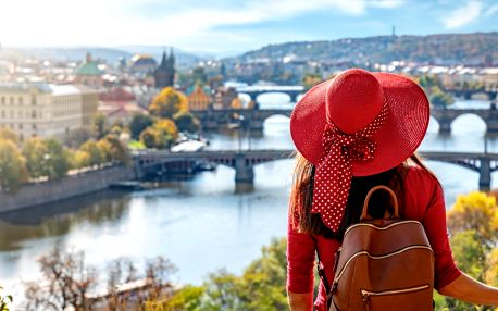 Pražský penzion se snídaněmi a wellness