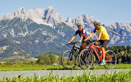 Taurská cyklostezka: zájezd na 3 noci s polopenzí