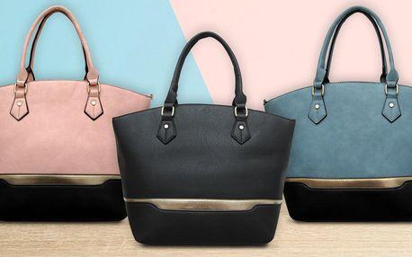 Elegantní dámské kabelky L&N Borse mnoha barev