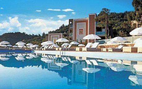 Řecko - Korfu letecky na 7-15 dnů