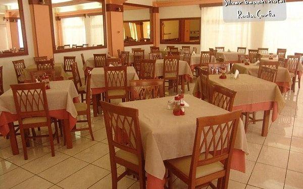 Silver Beach, Korfu, Řecko, Korfu, letecky, snídaně v ceně2
