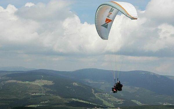 Základní let pro 2, čistý let cca 10-15 minut, počet osob: 2 osoby, Krkonoše - Jánské Lázně (Královéhradecký kraj)4